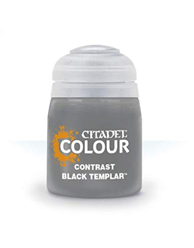 Citadel Pot de Peinture – Contrast Black Templer (18 ml)