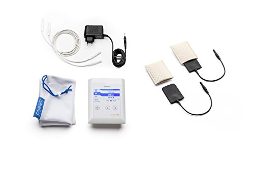 Saalio® AX Set - Iontoforesis contra la transpiración de las axilas (con pulso/corriente directa)