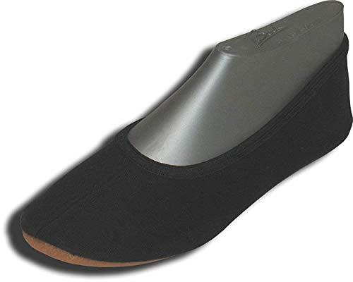 Beck Basic schwarz 060 s, Unisex - Erwachsene Sportschuhe - Gymnastik, schwarz, EU 39