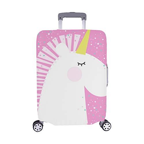 (Solo Cubrir) Unicornio Lindo en el patrón de Color