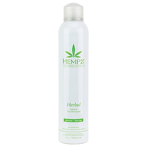 Hempz Hempz herbal instant dry shampoo, 7 ounce, 7 Ounce
