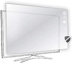 49 - 50 inch Vizomax TV Screen Protector for LCD, LED, OLED & QLED 4K HDTV