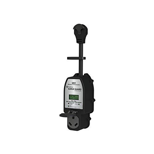 Technology Research Corp 34931 Surge Guard 30A Portable Wireless Surge Guard