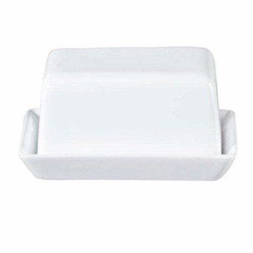 ASA Grande Sonstiges Butterdose 16,5 x 13,5 cm, 7 cm hoch - - - Keramik
