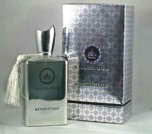 Killer Oud Revolution parfum door Parijs hoek EDP 100ML rijke niche geur