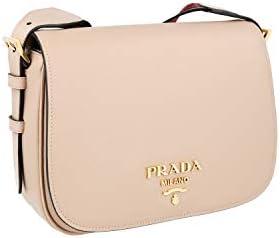 Prada Women s 1BD192 Saffiano Leather Shoulder Bag product image
