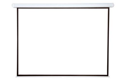 Reflecta CrystalLine Motor Projektionsleinwand 1:1 - Projektionsleinwände (180 cm, 180 cm, 1:1, Schwarz, Weiß)
