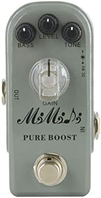 MIMIDI Pure Boost Guitar Effect Super Mini Clear Boost Guitar Effect Pedal 304 Pure Boost product image