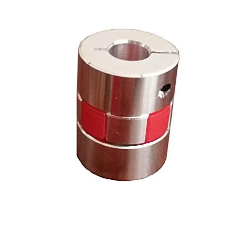 XBaofu 1pcs 4x12 D25L30 Aluminium Welle Plum Blossom Kupplung Motorstecker mit biegsamer Welle