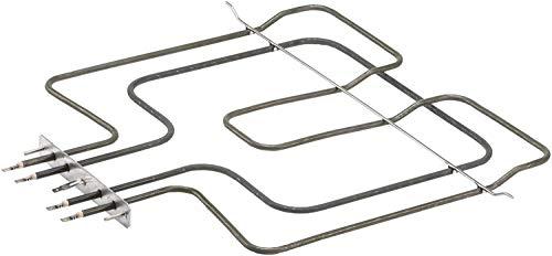 DREHFLEX - HZG407 - Oberhitze/Heizung/Heizelement - passend für diverse Bauknecht/Whirlpool/Ignis/Functionica Herde/Backofen - passend für Teile-Nr. 481225998466
