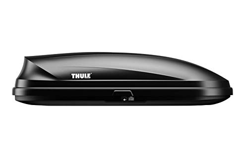 Thule Pulse Rooftop Cargo Box, Medium, Black