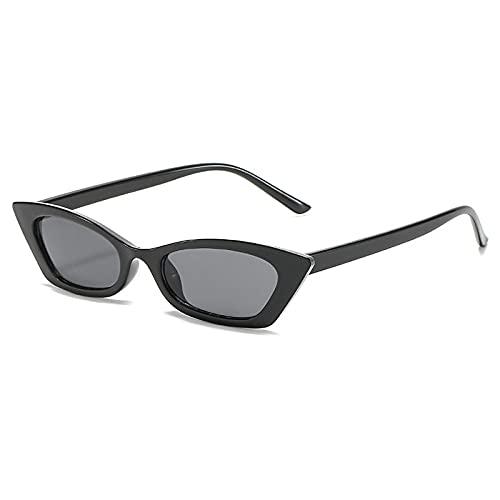 WANGZX Gafas De Sol De Ojo De Gato De Moda Gafas De Sol De Montura Pequeña De Color Caramelo para Mujer Gafas De Sol De Moda para Mujer Uv400