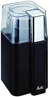 メリタ 電動コーヒーミル バリエ ピアッツァ VARIE PIAZZA ECG65-1B ブラック Melitta