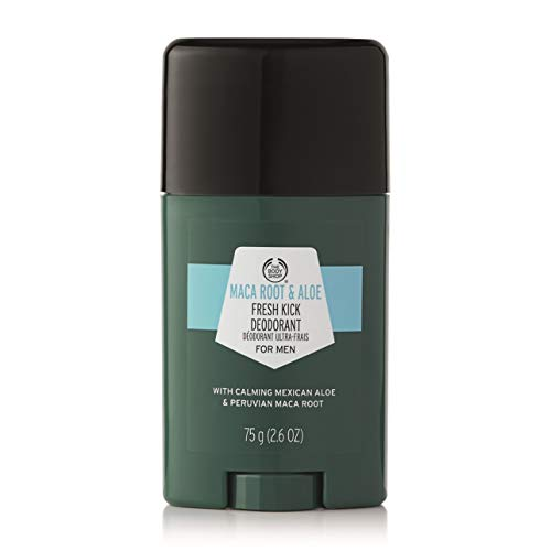 The Body Shop For Men Maca Root Deodorant Stick, 2.6 Oz