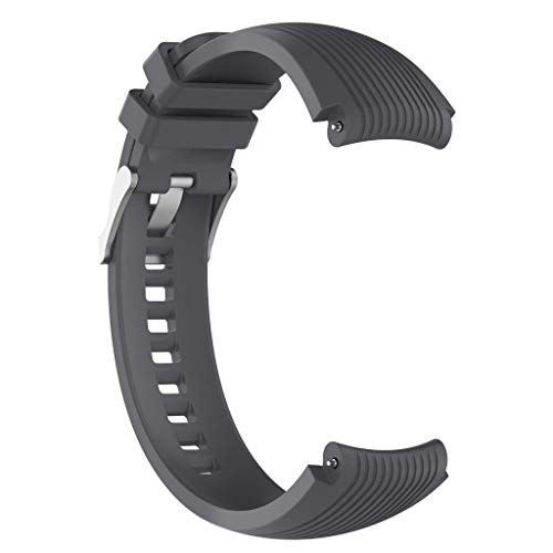 YOKING Sam-Sung Gal-axy Watch 46 mm pulsera derecha 22 mm pulsera hombre pulsera pulsera mujer accesorios de reloj inteligente