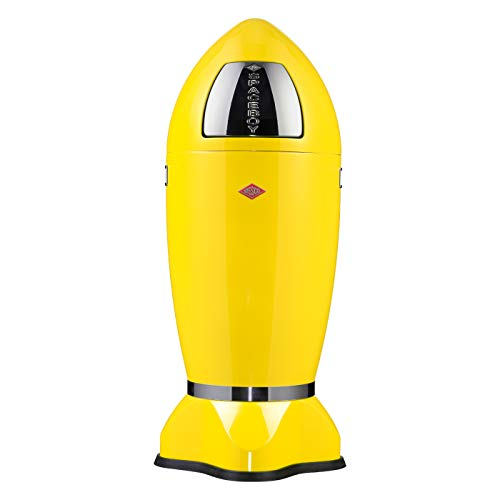 Wesco Abfallsammler Spaceboy Lemonyellow 35 Liter