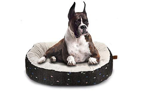 Kenneldog bedbank Waterdicht hondenbed Hondenmatras Bench Pet Nest-producten 65 * 55 * 18