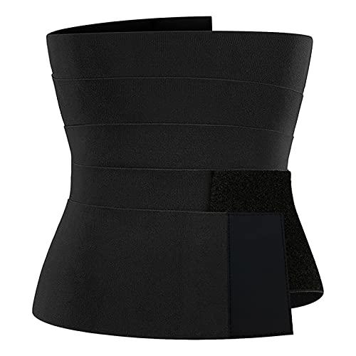 OUOshield Snatch Me Up - Cinturón de apoyo para cintura lumbar, ajustable, cómodo, para alivio del dolor de espalda baja, músculos de la espalda, 2,8 m