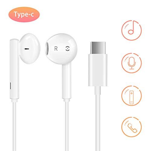 In Ear Kopfhörer Dynamic Stereo Ohrhörer Headphone für Huawei P20 P30 Mate20