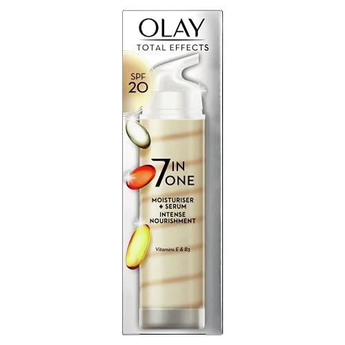 Olay Total Effects Anti-Ageing Moisturiser And Serum Duo SPF 20, 40ml