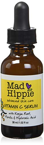 Mad Hippie Skin Care Products Vitamin C Serum, 1.02 Fl Oz (Pack of 1)