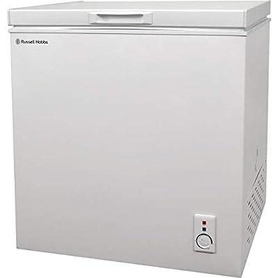 Russell Hobbs RHCF150 Chest Freezer 142L, White