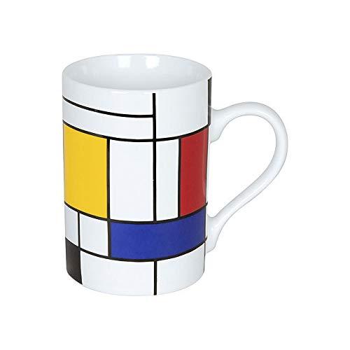 Könitz Becher Hommage to Mondrian - Large Fragments