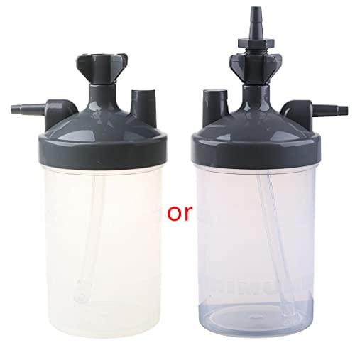 SUCHUANGUANG Taza humidificadora de Botella de Agua concentrador de oxígeno, generador, máquina concentradora, Botella humidificadora