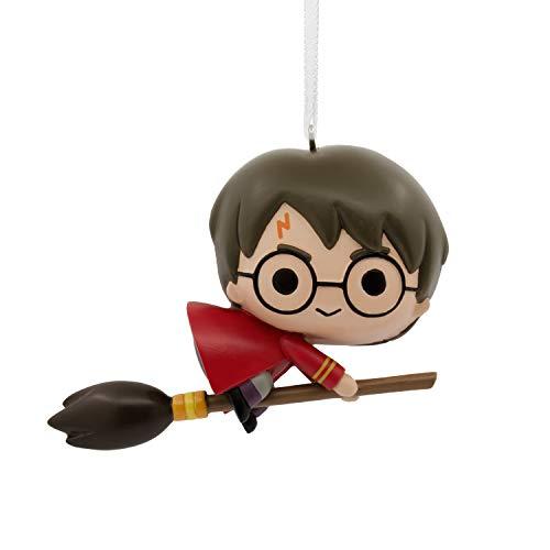 Hallmark Weihnachtsschmuck, Harry Potter Quidditch Ornament Harry Potter Harry auf Besen