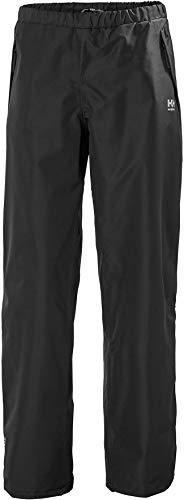 Helly Hansen Workwear Regenarbeitshose 100% wasserdicht, Schwarz (990), Gr. XL