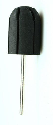 Träger Gummiträger Kappenschleifer Mandrel Kappenträger für Schleifhülsen Schleifkappen (10x15mm)