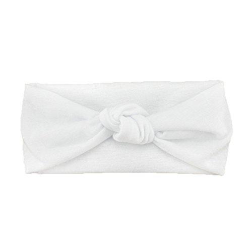 Fascia in elastan, modello stretto, colore: bianco