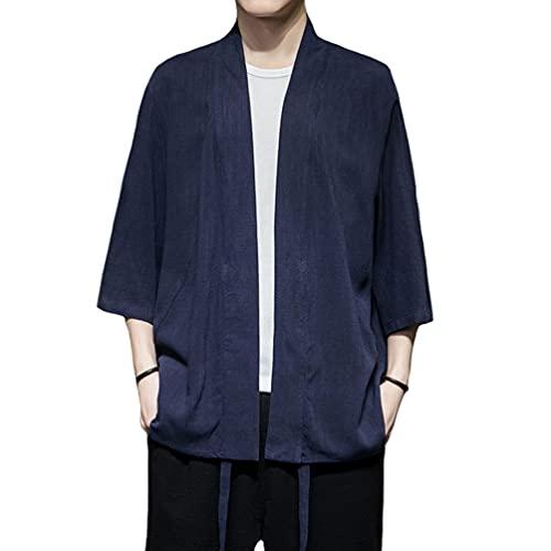 HAORUN Japanischer Kimono-Mantel für...
