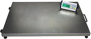 Adam Equipment CPWplus 200L Large Platform Floor Scale, 440lb/200kg Capacity, 0.1lb/50g Readability