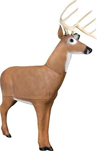 Delta McKenzie Big Daddy 3D Buck Target - 51510, 41x48x10 inches, Brown