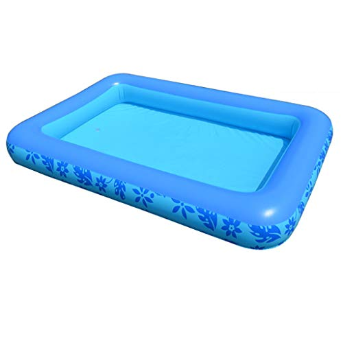 Family Inflatable Swimming Pool,Children and Baby Ocean Ball Sand Pool Bath Toys,Summer Lounge Pools,Adults Blow Up Toddlers Pool for Garden Backyard,Best Birthday'S Gift