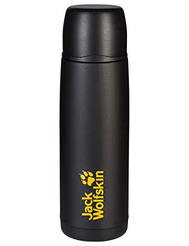 Jack Wolfskin Grand thermos avec revêtement extérieur adhérent Black 29 x 8.7 x 0 cm