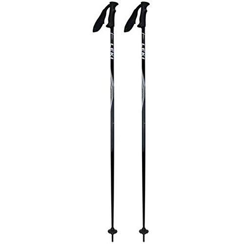 LEKI Switch Skistöcke, Schwarz, 115 cm