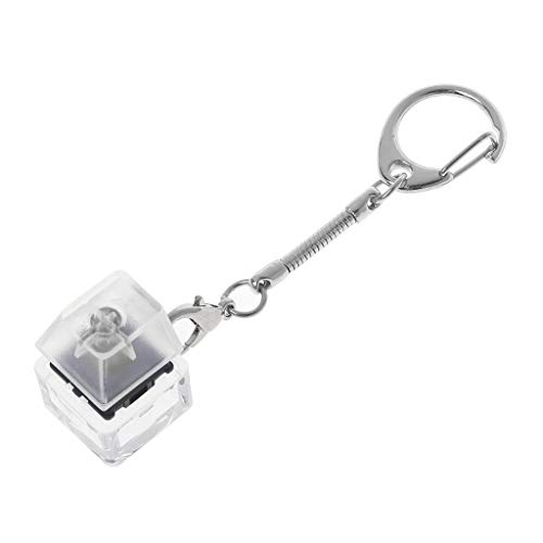 Losping Cherry MX Switch Mechanical Switch Keychain for Keyboard Switches Tester Kit Without LED Light Toys Stress Relief Gifts