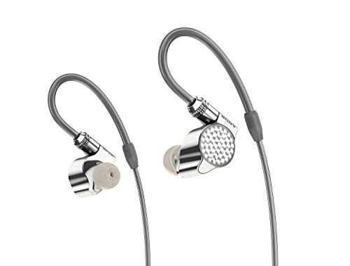 Sony IER-Z1R Signature Series in-Ear Headphones (IERZ1R),Black/Silver