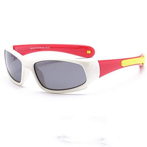 MOJINGLIN Gafas De Sol Bebés Bebé Niños Gafas De Sol Polarizadas Con...