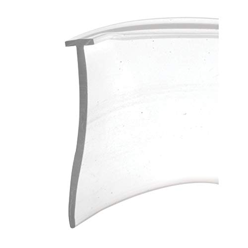 Prime-Line Products M 6211 Shower Door Bottom Seal, 36-Inch, Clear