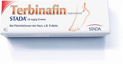 TERBINAFINHYDROCHLORID STADA 10 mg/g Creme 30 g