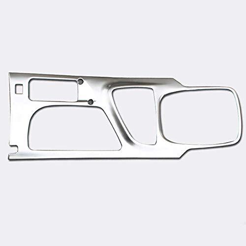 GLFDYC Coche Control Central Interior Decorativo Panel para Buick Regal Opel Insignia 2017-2020, Car Fibra Carbono Tablero Instrumentos Navegación Aire Acondicionado CD Cubierta Accesorios
