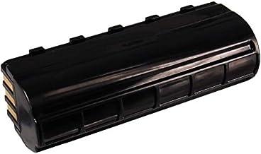 CoreParts Battery for Zebra Scanner 8.2Wh Li-Ion 3.7V 2200mAh, KT-BTYMT-01R, MICROBATTERY (8.2Wh Li-Ion 3.7V 2200mAh Black, MT2000, MT2070, MT2090)