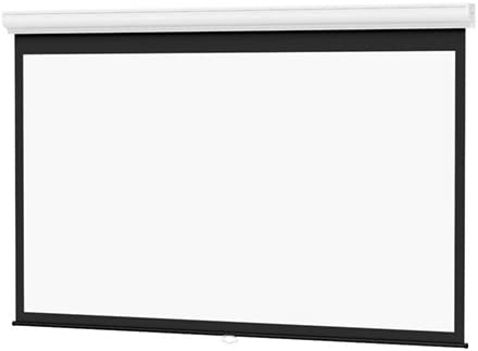 Matte White Manual Projection Screen Viewing Area: 52