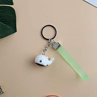 Creative Whale Keychain Pendant New Hand-Made Animal Summer Cute Whale Keychain Children'S Toys Student Surprise Gift Must Have Gifts Friendship Gifts The Favourite Dvd Superhero Party Supplies