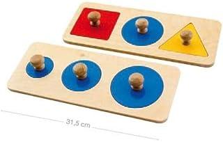 HABA Multiple Shape Puzzles Montessori