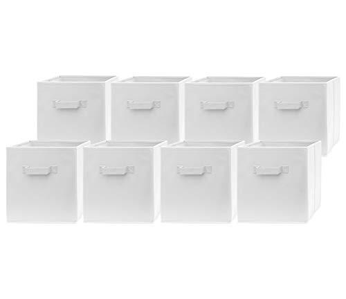 estantería 8 cubos de la marca Pomatree
