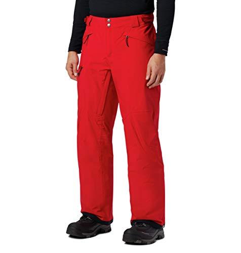Columbia Extended Cushman Crest - Pantaloni da Uomo Cushman Crest, da Uomo, allungabile, 1798704, Rosso Montagna, 6X